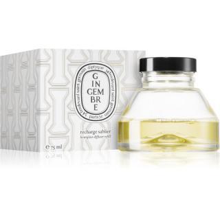 Diptyque Gingembre náplň do aroma difuzérů Hourglass 75 ml 75 ml