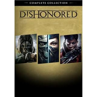 DISHONORED: COMPLETE COLLECTION - PC DIGITAL