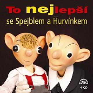 Divadlo Spejbla a Hurvínka – To nejlepší se Spejblem a Hurvínkem CD