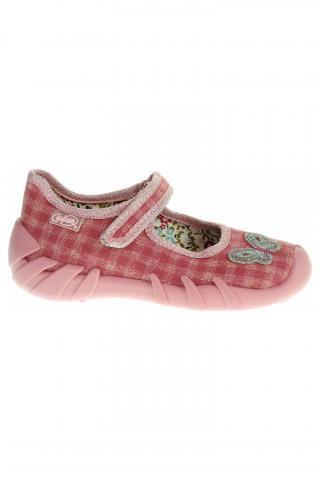 Dívčí bačkory Befado 109P187 růžová 23