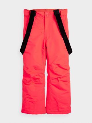 Dívčí lyžařské kalhoty  140