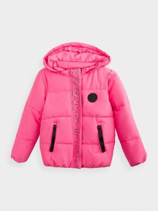 Dívčí péřová bunda  158