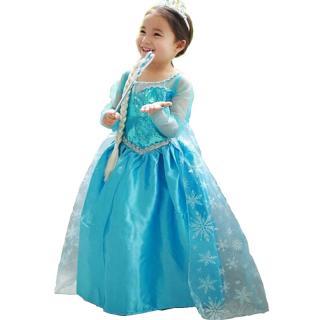 Dívčí šaty - Princezna Elsa Velikost: 2