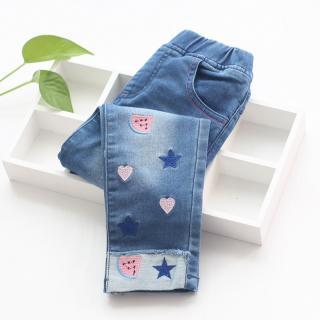 Dívčí stylové džíny Leny Velikost: 3