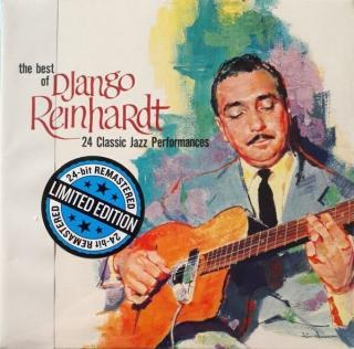 Django Reinhardt Best Of