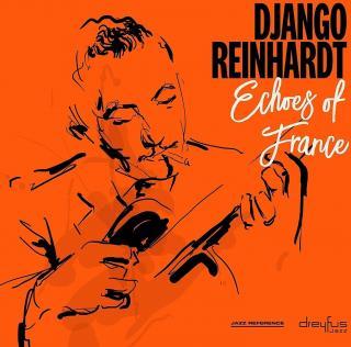 Django Reinhardt Echoes Of France  Black