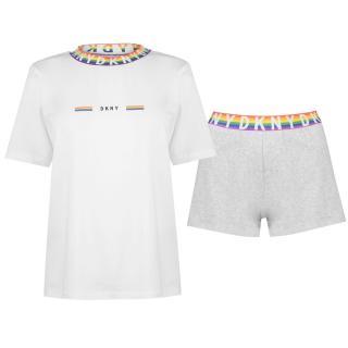 DKNY Pride Boxer Pyjama Set dámské Other S