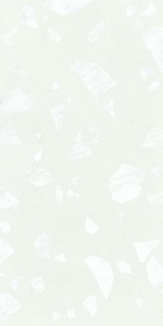 Dlažba Ergon Medley White 60x120 cm mat EH8H bílá White