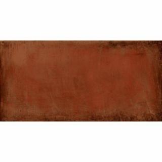 Dlažba Exagres Alhamar rojo 16x33 cm mat ALHAMAR1633RO hnědá rojo