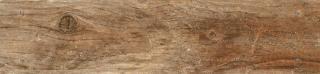 Dlažba Oset Nail Wood natural 15x66 cm mat NWOOD66LUNA hnědá natural