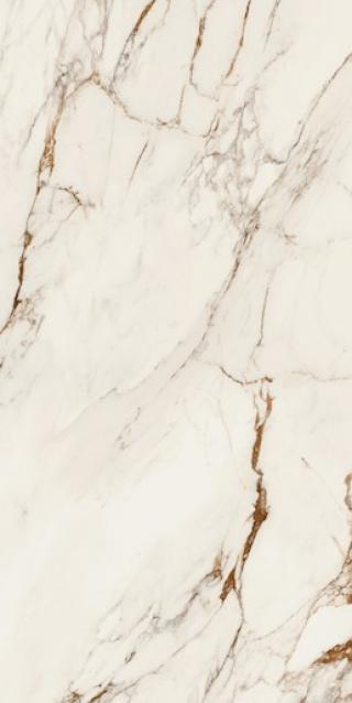 Dlažba Pastorelli Sunshine capriaia white 60x120 cm lesk P009402 bílá capriaia white