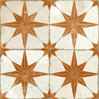 Dlažba Peronda FS Star oxide 45x45 cm mat FSSTAROX mix barev oxide