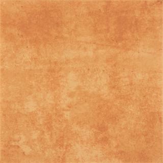 Dlažba Rako Patina cihlová 33x33 cm mat GAT3B231.1 oranžová cihlová