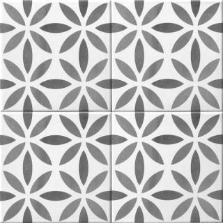 Dlažba Tonalite Aquarel grigio antares 15X15 cm mat AQUANTGR šedá grigio