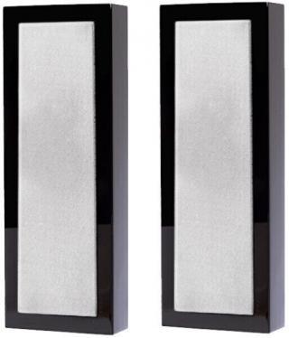 DLS Flatbox Slim Large Piano Black