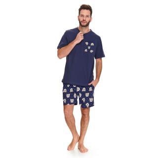 Doctor Nap Mans Pyjamas PMB.9951 pánské Other M