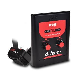DogTrace Elektronický neviditelný plot d-fence 101