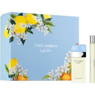 Dolce & Gabbana Light Blue dárková sada XXII. pro ženy dámské