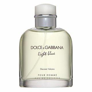 Dolce & Gabbana Light Blue Discover Vulcano toaletní voda pro muže 125 ml