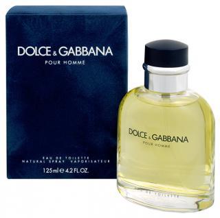 Dolce & Gabbana Pour Homme 2012 - EDT - SLEVA - poškozená krabička 200 ml pánské