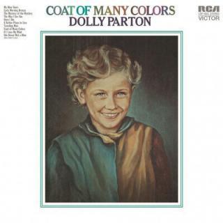 Dolly Parton Coat of Many Colours  Black