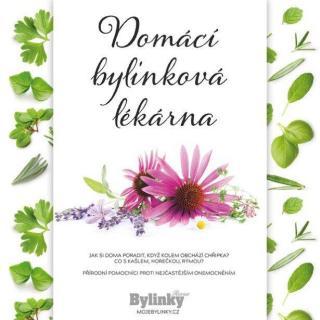 Domácí bylinková lékárna - Vodička Aleš, Kovaříková Jarka