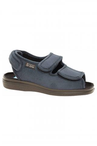 Domácí obuv Befado 676D003 modrá 37