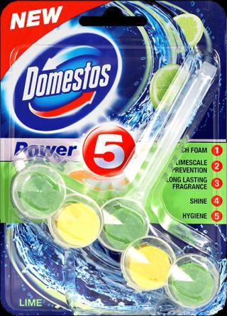 DOMESTOS Power 5 Lime 55g