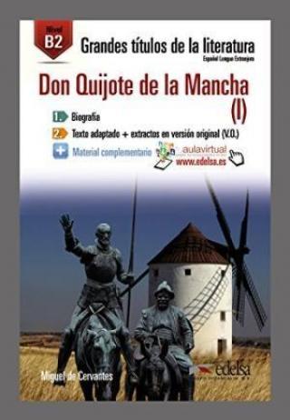 Don Quijote de la Mancha /nivel B2/ -- Četba - de Cervantes Miguel