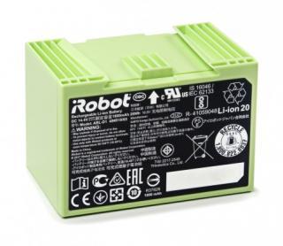 Doplňky li-ion baterie irobot 4624864 pro roomba e/i, 1850mah