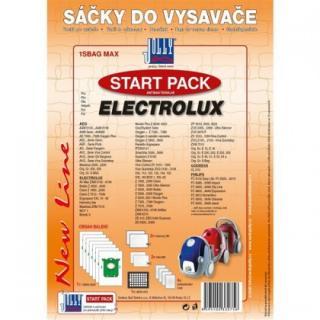 Doplňky náhradní sada electrolux startpack, 8ks   filtry