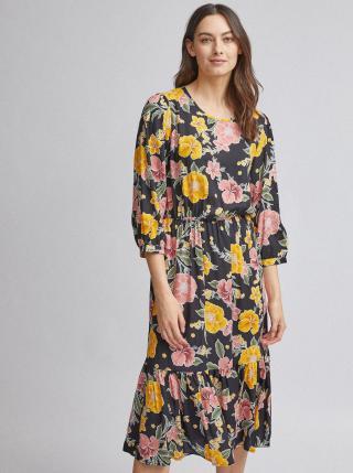 Dorothy Perkins barevné květované šaty - XS dámské barevná XS