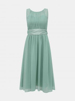 Dorothy Perkins tyrkysové šaty - S dámské tyrkysová S