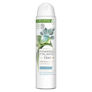 Dove Deodorant ve spreji Eukalyptus Powered by Plants Eucalyptus  75 ml dámské