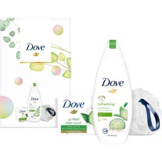Dove Go Fresh Cucumber & Green Tea dárková sada  dámské