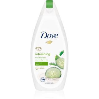 Dove Go Fresh Fresh Touch vyživující sprchový gel 500 ml dámské 500 ml