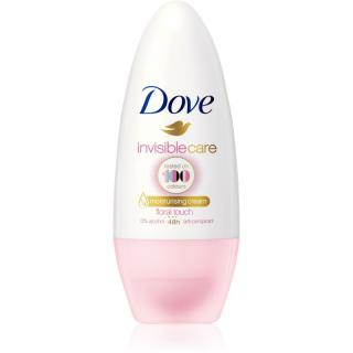 Dove Invisible Care Floral Touch antiperspirant roll-on bez alkoholu 50 ml dámské 50 ml