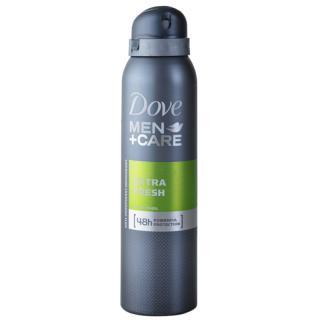 Dove Men Care Extra Fresh deodorant antiperspirant ve spreji 48h 150 ml pánské 150 ml