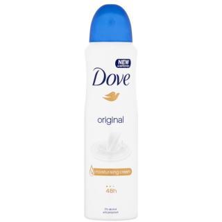 Dove Original deodorant antiperspirant ve spreji 48h 150 ml dámské 150 ml