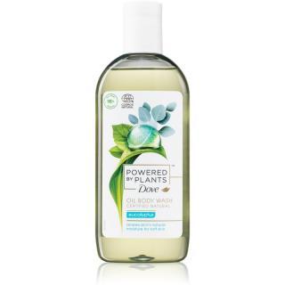 Dove Powered by Plants Eucalyptus osvěžující sprchový olej 250 ml dámské 250 ml