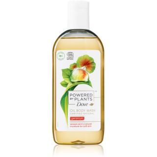 Dove Powered by Plants Geranium pečující sprchový olej 250 ml dámské 250 ml