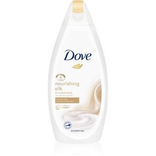 Dove Silk Glow vyživující sprchový gel pro jemnou a hladkou pokožku 500 ml dámské 500 ml