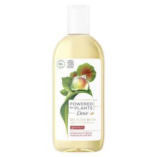 Dove Sprchový gel Pelargonie Powered by Plants Geranium  250 ml