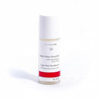 Dr. Hauschka Sage Mint Deodorant deodorant pro všechny typy pleti 50 ml
