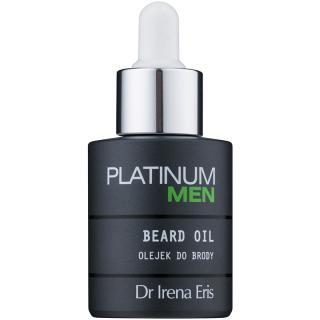 Dr Irena Eris Platinum Men Beard Maniac olej na vousy 30 ml pánské 30 ml