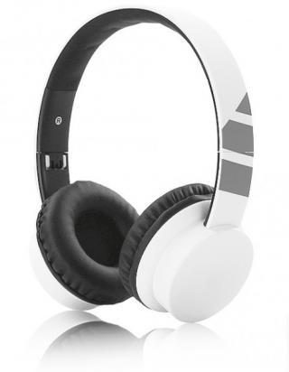 Drátová sluchátka ALIGATOR AH03, bílá