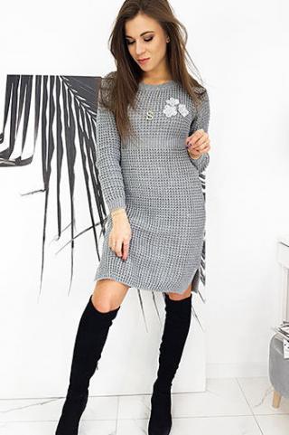 Dress LAUREN light gray EY1416 dámské Neurčeno One size