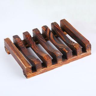 Dřevěná mýdlenka Varianta: 1