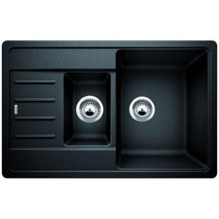 Dřez Blanco Legra 6 S Compact černý 526085 černá