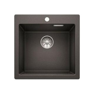 Dřez Blanco Pleon 5 antracit 521504 černá antracit